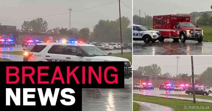 Ohio high school locked down after 100-person fight with stabbing and shooting rumors