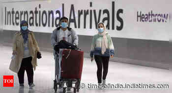 Coronavirus pandemic live update: Having technical discussions over CoWIN certification, says British envoy - Times of India