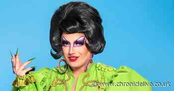 Drag Race UK star Choriza May hosting huge viewing party in Newcastle as new series launches