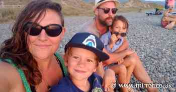 Family put house up for rent, pack a campervan and learn on the road in new adventure