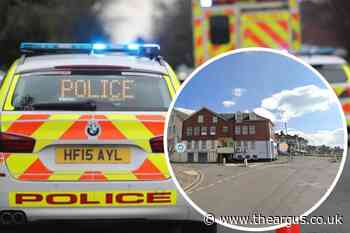 Motorcyclist critically injured in crash on Mill Green Road, Haywards Heath