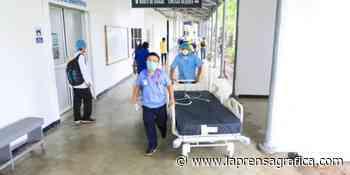 """Hospital de Santa Ana suspende algunas consultas por """"alza en neumonías"""" - La Prensa Grafica"""