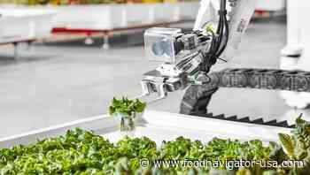 Robot-powered indoor farming startup Iron Ox raises $53m, gears up to open 535,000sq ft facility in Texas later this year