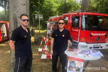 Brandweer houdt roadshow voor nieuwe vrijwilligers