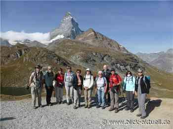 Unterwegs in den Schweizer Alpen - Blick aktuell