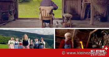 ORF III: Fischbacher Alpen und Almenland im Fernsehen - Kleine Zeitung