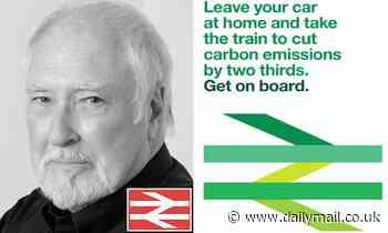 'It's a load of b*****ks': Designer behind original British Rail logo slams new version