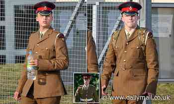 Two Household Cavalry troopers accused of racially abusing soldier tell court it was 'banter'