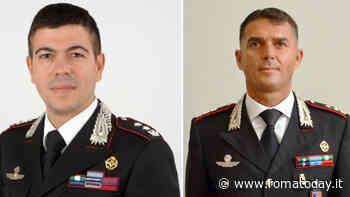 Carabinieri: cambio ai vertici dei gruppi di Roma e di Frascati