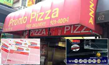 New York City lottery ticket bought at Midtown pizza joint wins $432 million