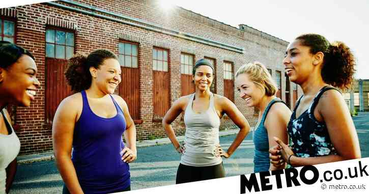Five women on what exercise means to them, for National Fitness Day