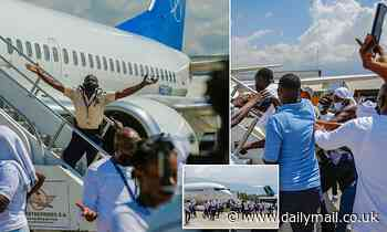 Haitian deportees assault US pilots and ICE agents after being deported back to Port-au-Prince