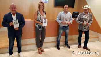L'Hort de Colón acoge el viernes la presentación del poemario 'Viento y latido' de Heriberto Morales - Ayuntamiento de Benidorm