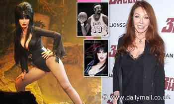 Elvira actress details alleged sexual assault involving late NBA star Wilt Chamberlain in new memoir