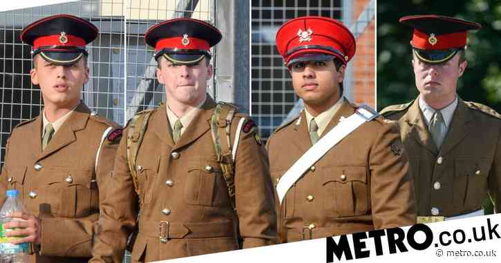 Muslim soldier 'punched after telling colleague to stop mocking his religion'