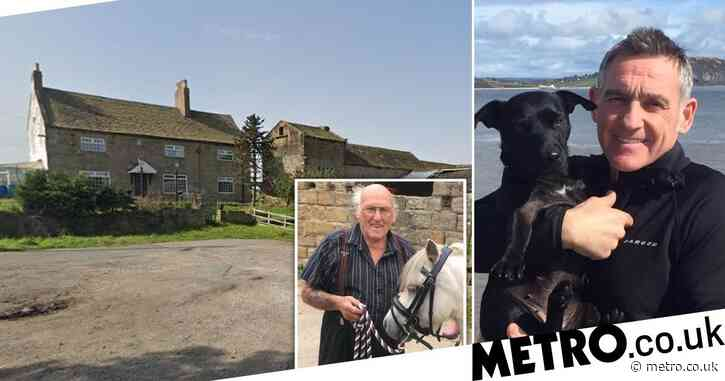 Son inherits scrap king dad's £4,000,000 fortune after battle with sister