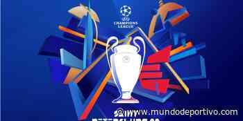 La UEFA presenta el logo de la final de la Champions en San Petersburgo