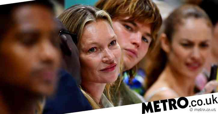 Kate Moss beams with pride watching daughter Lila Grace follow in her footsteps on the catwalk