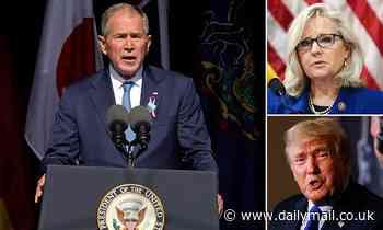 George W. Bush will headline a fundraiser for Liz Cheney