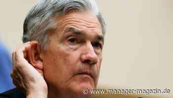 Tapering: Fed will Anleihekäufe ab 2022 verringern