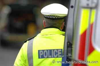 Cash stolen from car parked in village near Hereford