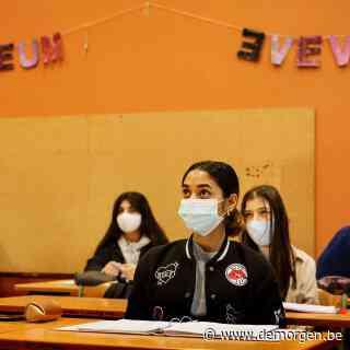 Vanaf 1 oktober geen mondmaskerplicht meer op middelbare scholen