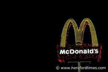 What are people saying about Herefordshire's planned new McDonald's?