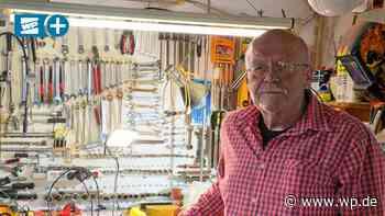 Netphen: Rentner-Nothilfe-Team steht bereit für Katastrophen - Westfalenpost