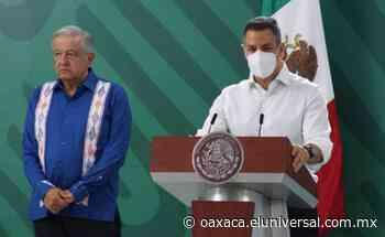 Presume Murat 25 visitas de AMLO a Oaxaca; se palpa en resultados positivos en salud y seguridad, afirma   Oaxaca - El Universal Oaxaca