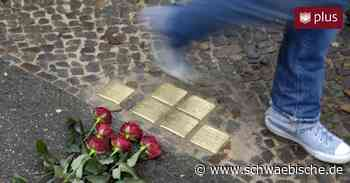 Trossingen legt Stolpersteine für Euthanasie-Opfer der Nazis - Schwäbische