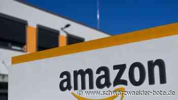 Amazon in Trossingen - Parkende Lieferfahrzeuge im Fokus der Kritik - Schwarzwälder Bote