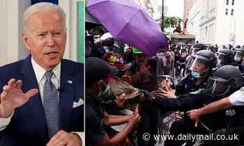 Biden is considering issuing executive order to pass police reform after bipartisan talks collapsed