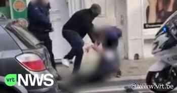 Man die politiemensen aanviel in Sint-Jans-Molenbeek, krijgt enkelband - VRT NWS