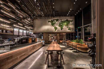 Starbucks expands its planet positive 'Greener Store' initiative to China