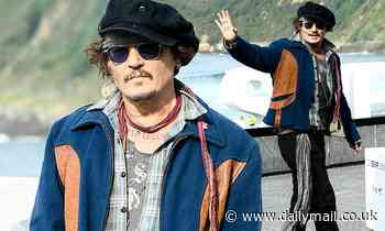 Johnny Depp claims he's a victim of cancel culture amid $50m defamation lawsuit