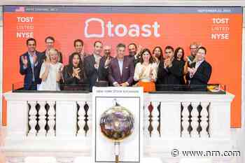 Toast debuts IPO at $10 above expected price: 'we're in the early innings of where this could go,' cofounder says