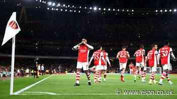 Lacazette goal, assist sees Arsenal past Wimbledon