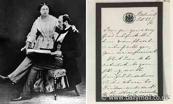 Queen Victoria, the nagging wife: Prince Albert's revealing letters tell about the 'selfish' Queen