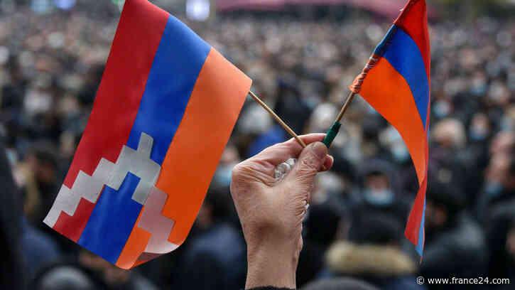 Frente a grandes desafíos, Armenia celebra el 30° aniversario de su independencia - FRANCE 24 Español