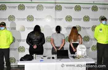 'Las Barbies' robaron en Armenia y las cogieron en Pereira - El Quindiano S.A.S.