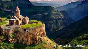 Armenia, un destino turístico que combina historia milenaria, aventura y naturaleza - Télam