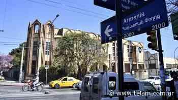 La ciudad de Córdoba alberga la segunda colectividad armenia más numerosa del país - Télam