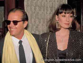 Jack Nicholson cheated on Anjelica Huston during their 17-year marriage! - News Track English