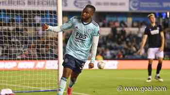 Lookman breaks Leicester City duck as Iheanacho seals Carabao Cup win over Millwall