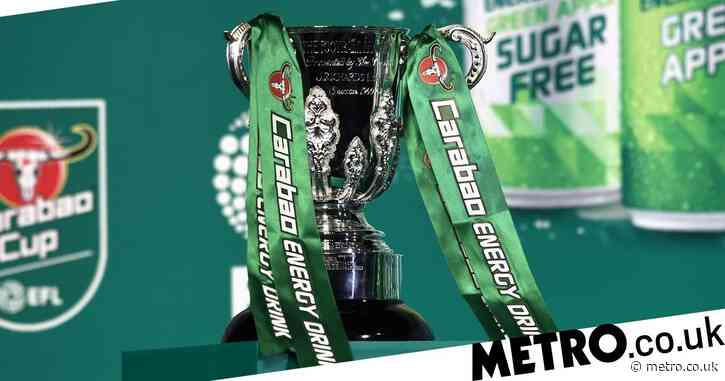 Carabao Cup fourth-round draw in full: Manchester City face West Ham and Arsenal take on Leeds
