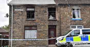 Woman, 28, in critical condition and three children injured in devastating house fire