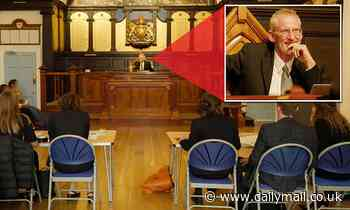 Lawyer who defended Guantánamo Bay terror suspects now holds mock trials for school children