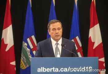 Alberta's premier faces down restive United Conservative caucus over COVID-19 crisis