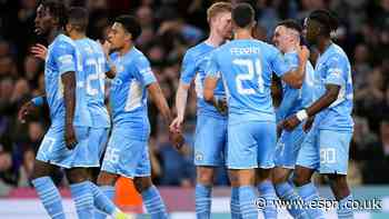 Carabao Cup draw: Arsenal-Leeds, W. Ham-City