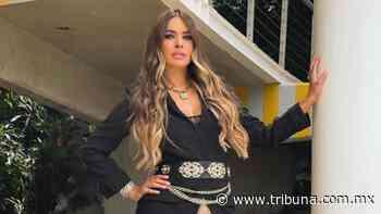 """Galilea Montijo paraliza Instagram al modelar radiante 'look' desde Televisa: """"Te ves fascinante"""" - TRIBUNA"""